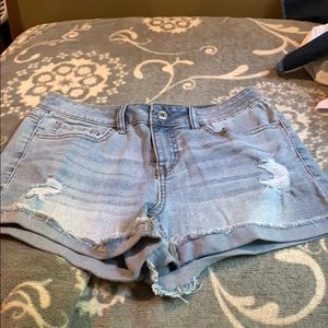 Free people new shorts